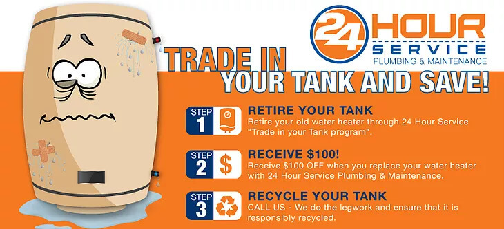 trade in your tank